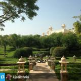 #Repost from @kjetilchris  #udaipur #garden #udaivilas #amazing #instaindia #indiatravel #rajasthan #oberoi